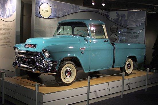 Used Pickup Trucks >> '56 GMC Truck